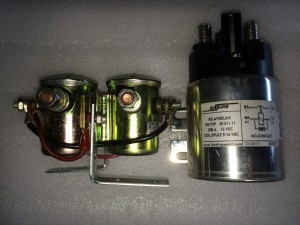 150amp Continuous Duty Solenoid - Product Image