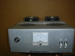*** SALE ***400 amp variable regulated power supply - Product Image