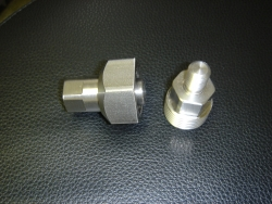 Stainless Steel Quick Disconnect - Product Image