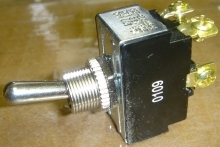 Base Station Main Power Switch - Product Image