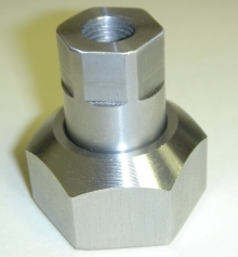 Ball Mount Top Hardware - Product Image