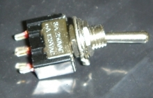 Mobile Amp 3 Position Switch - Product Image