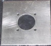 Antenna Reinforcing Plates  Fits Xforce Puck Mounts - Product Image